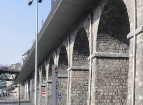 Widening the Grand-Pont Bridge