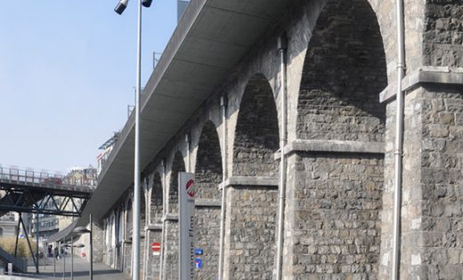 Verbreiterung «Grand Pont»