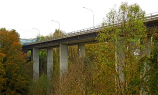 Securing and Repairing the Lavapesson Bridge