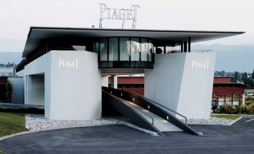 Ausbau des Firmensitzes von Piaget