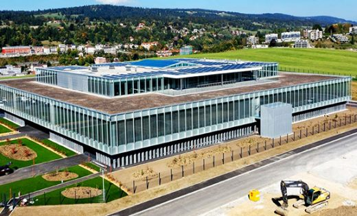 Juwelier Manufaktur in Le Locle