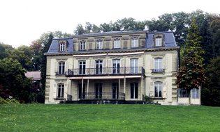 Umbau des Schlosses Beau-Cèdre