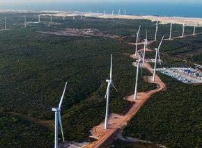 Tour de montage de mâts d'éoliennes