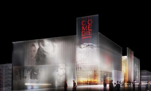 Theater Comédie de Genève