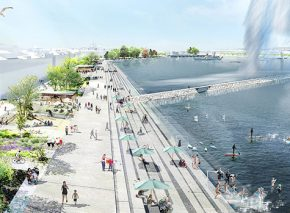 Development of Geneva's Waterfront - La Rade