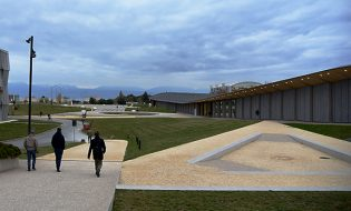 EPFL Campus and Cosandey Place