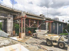 Sécurisation du pont sur le Lavapesson – OFROU