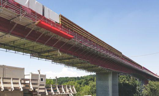 Renforcement du tablier des ponts sur la Paudèze – OFROU
