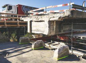 Remise en état des rampes Berne et Vevey – pont sur le Lavapesson – OFROU