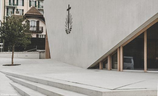 New apostolique Church – Unveiling