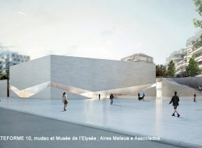 Plateforme 10 - Musées de l'Élysée and mudac