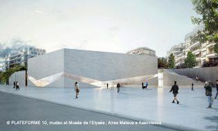 Plateforme 10 – Musées de l'Élysée et mudac