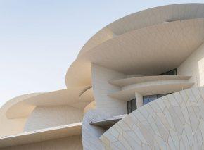 Einweihung des Nationalmuseums in Qatar