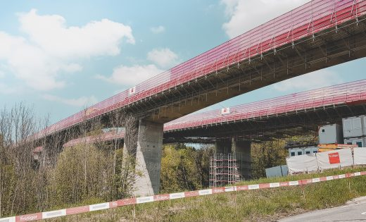Ponts sur la Paudèze, dernière ligne droite ! – OFROU