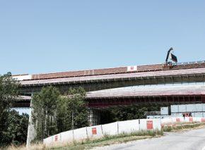 Brücken auf der Paudèze, fast fertig! – ASTRA