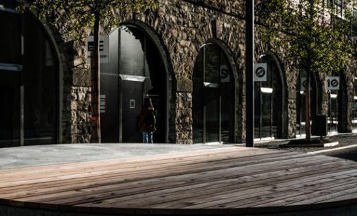 Urban Furniture on Platform 10